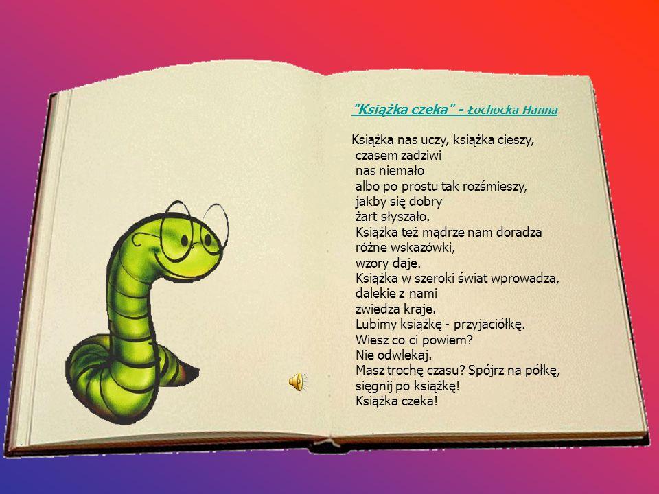 Książka czeka - Łochocka Hanna