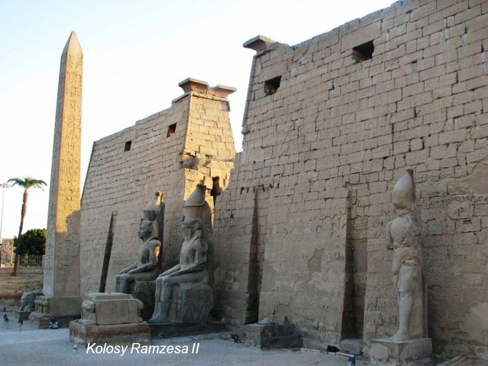 Kolosy Ramzesa II