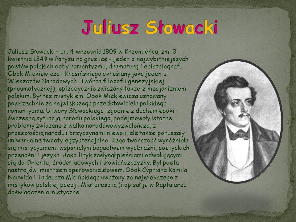 Juliusz Słowacki
