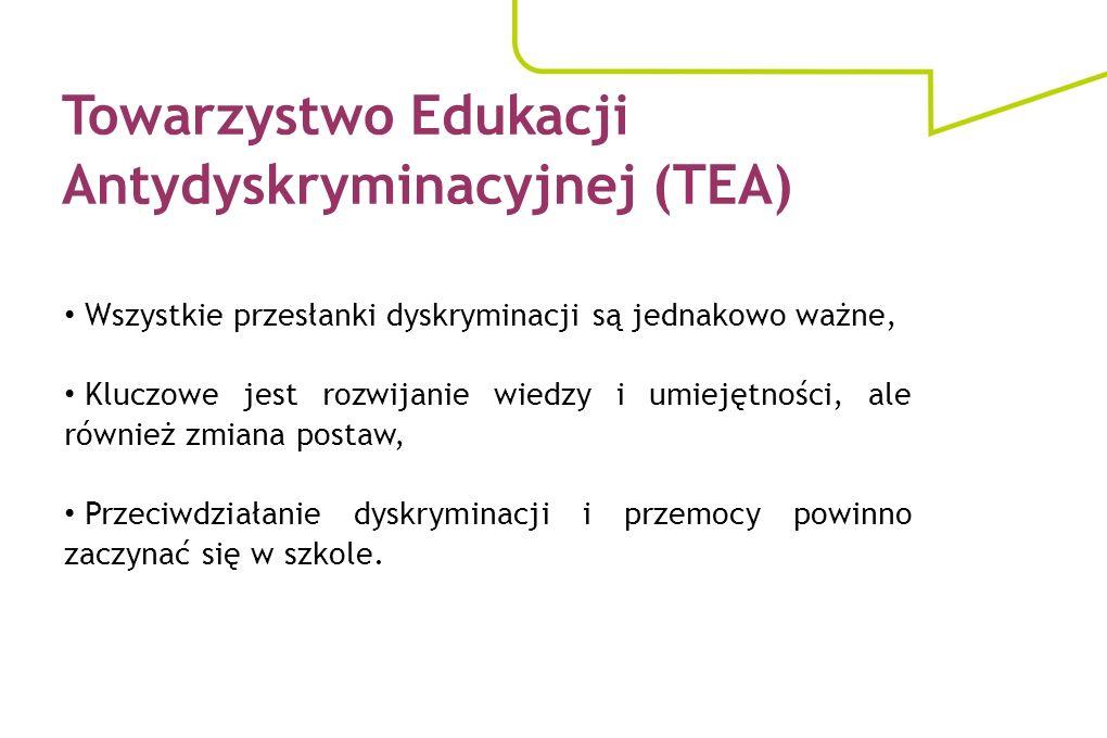 Towarzystwo Edukacji Antydyskryminacyjnej (TEA)