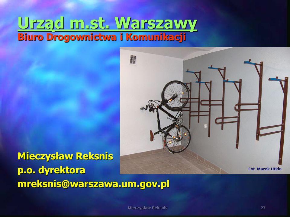 Urząd m.st. Warszawy Biuro Drogownictwa i Komunikacji