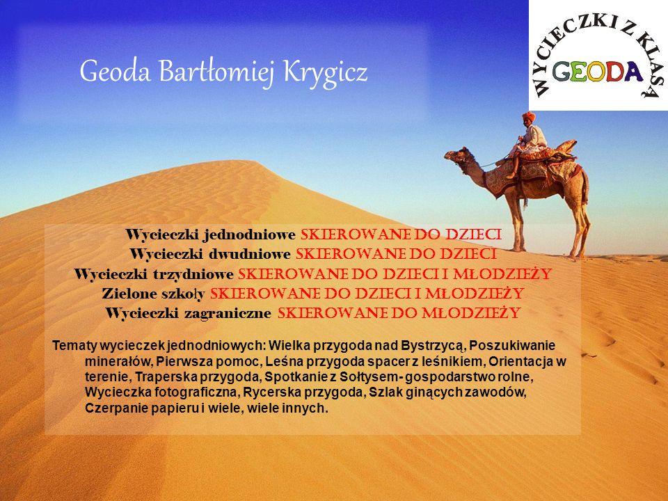 Geoda Bartłomiej Krygicz