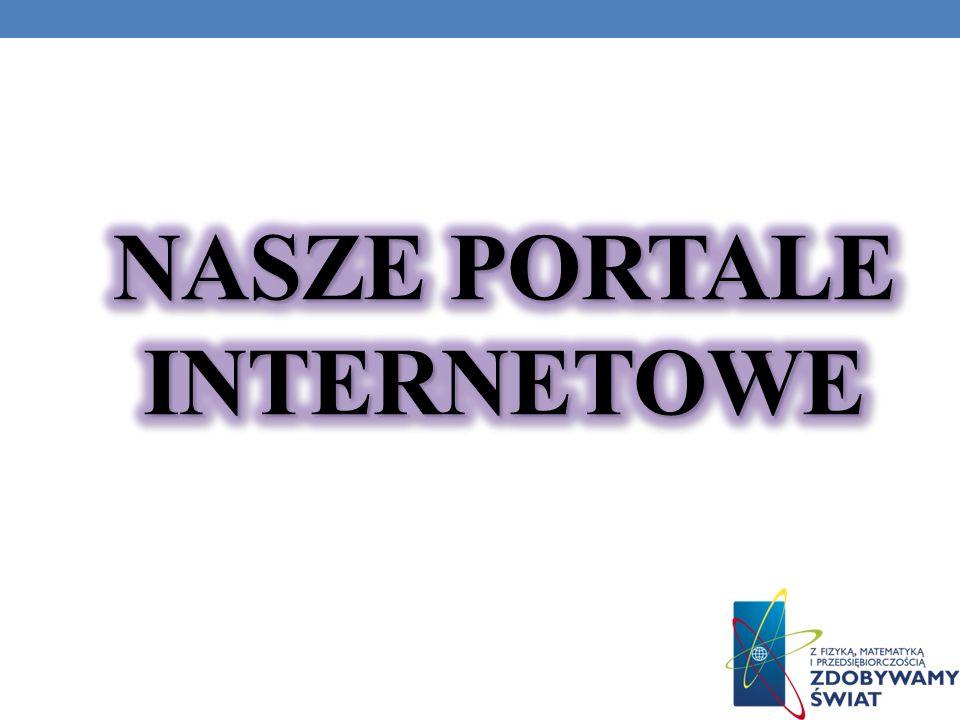 Nasze Portale internetowe