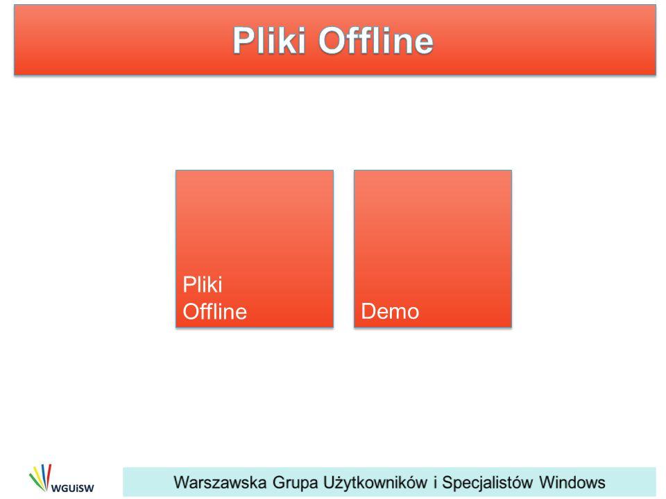 Pliki Offline Pliki Offline Demo