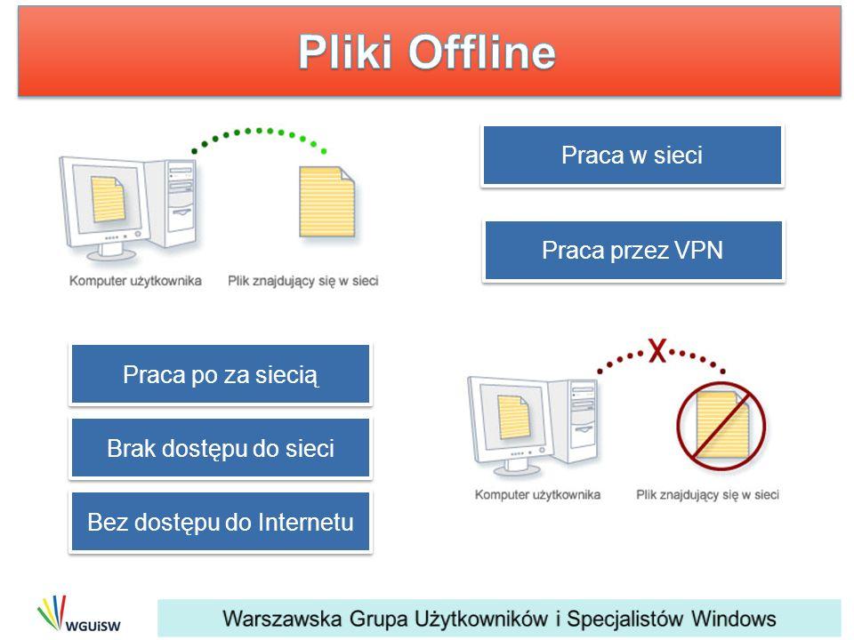 Bez dostępu do Internetu