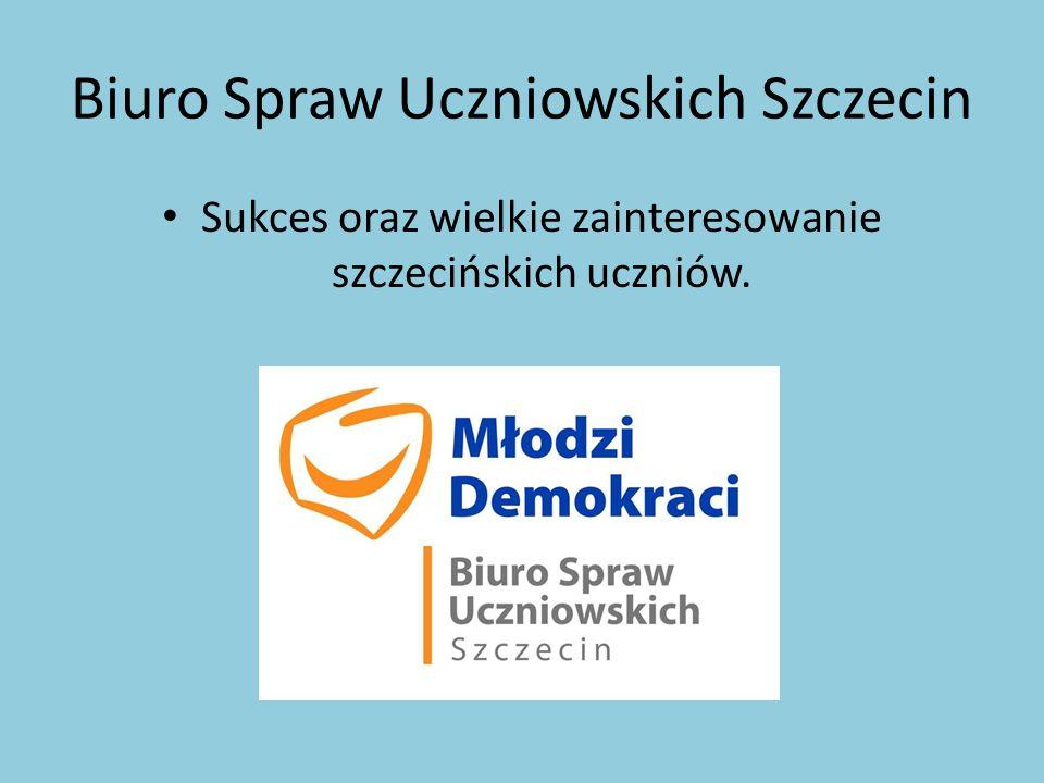 Biuro Spraw Uczniowskich Szczecin