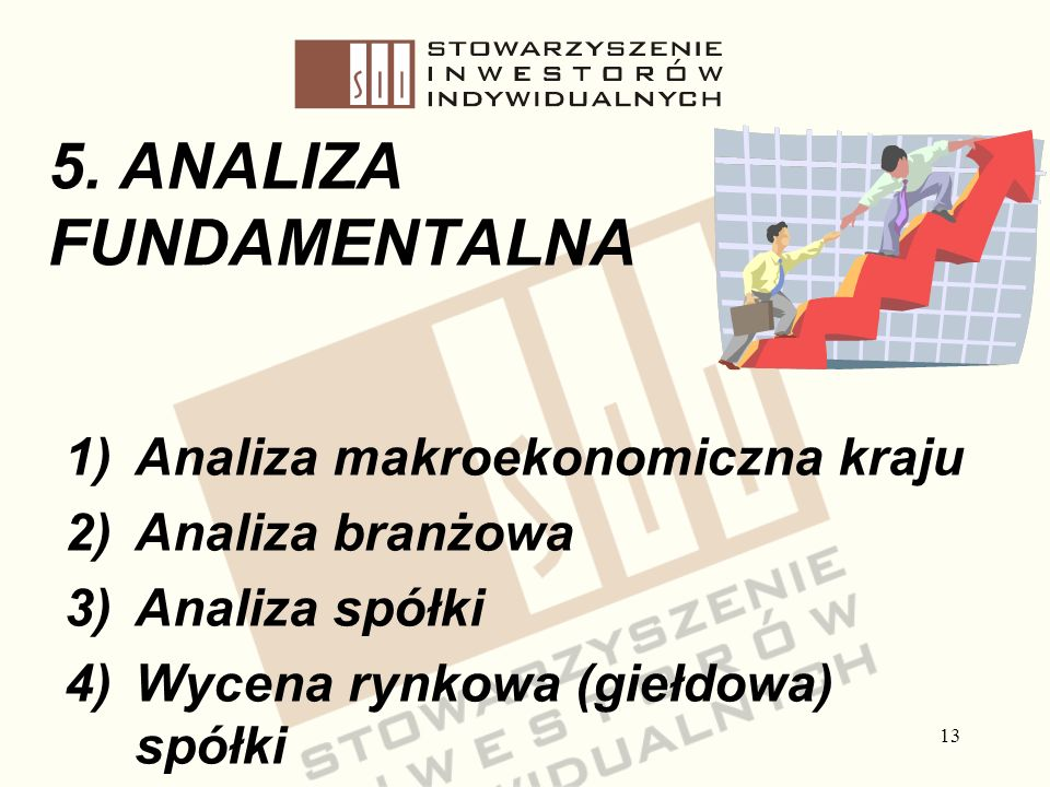 5. ANALIZA FUNDAMENTALNA
