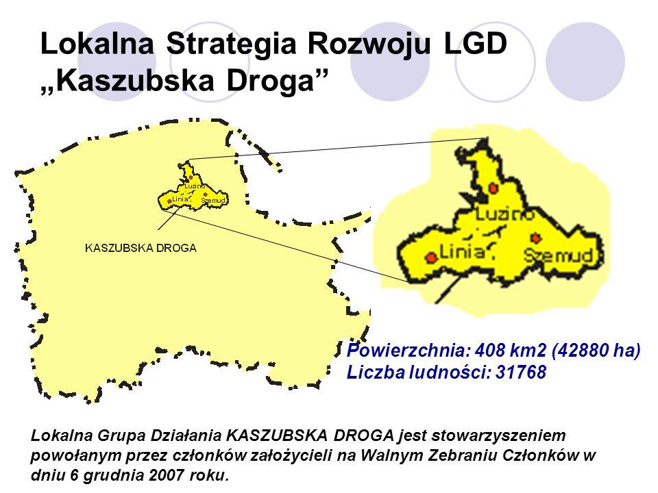 "Lokalna Strategia Rozwoju LGD ""Kaszubska Droga"