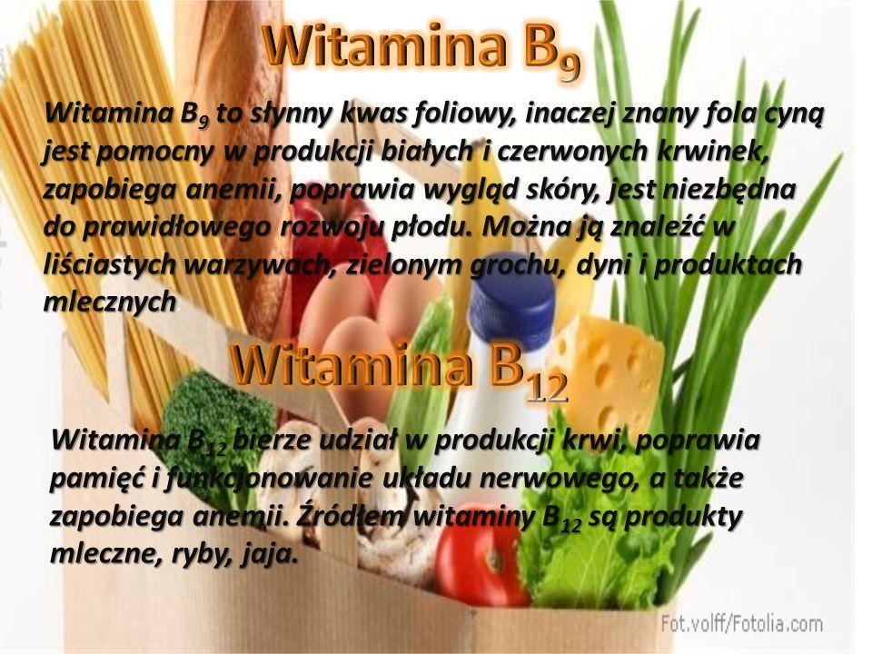Witamina B9