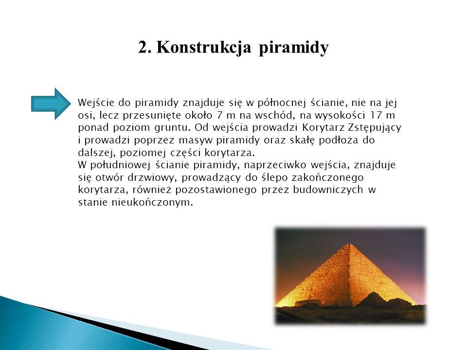 2. Konstrukcja piramidy