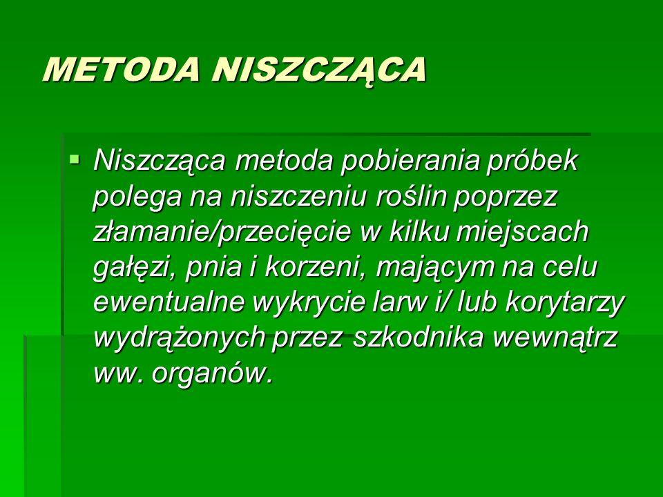 METODA NISZCZĄCA
