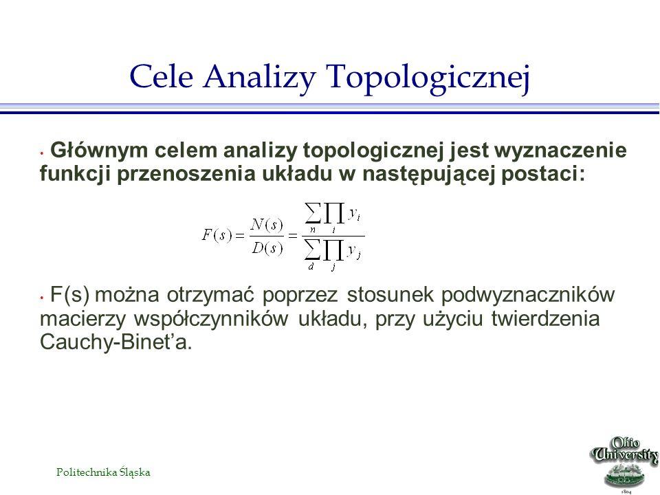 Cele Analizy Topologicznej