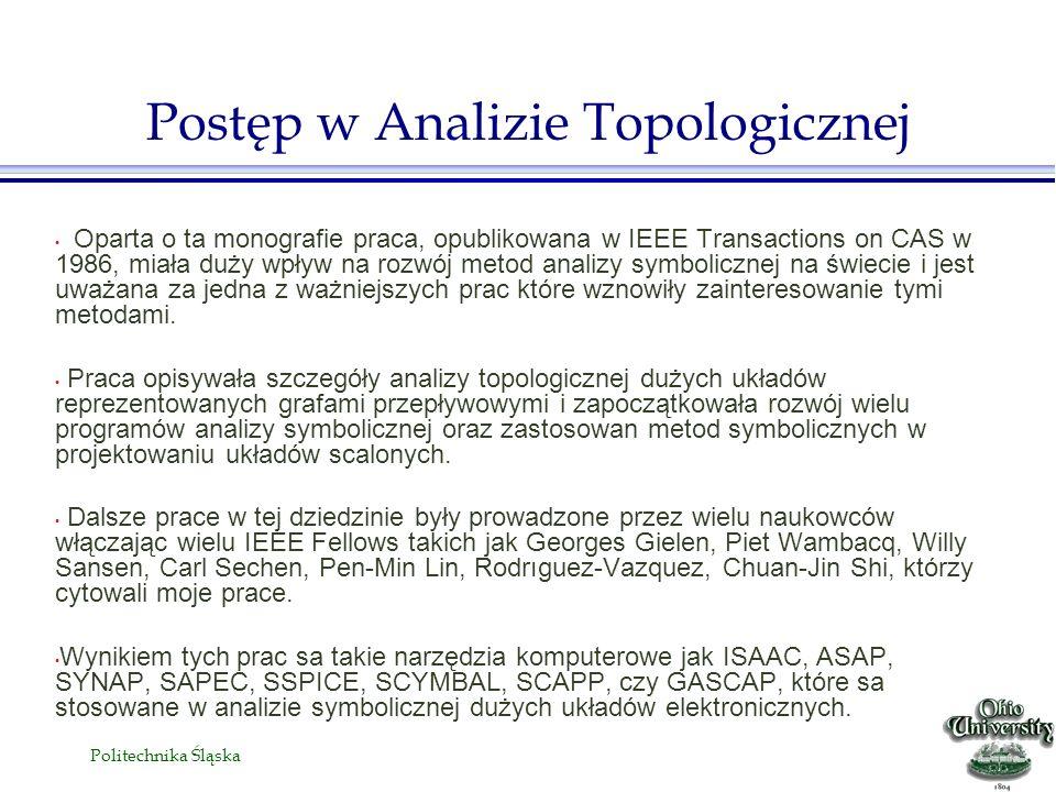 Postęp w Analizie Topologicznej