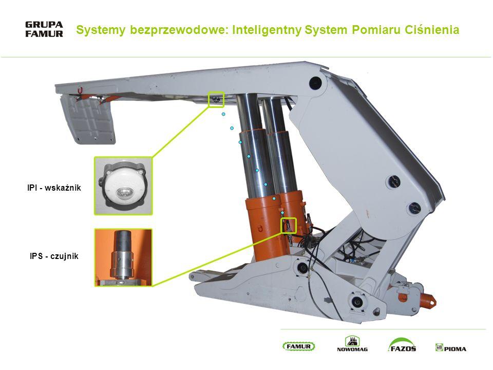 Systemy bezprzewodowe: Inteligentny System Pomiaru Ciśnienia