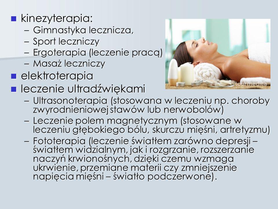 leczenie ultradźwiękami
