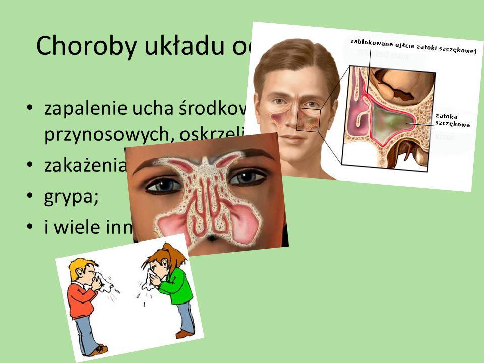 Choroby układu odpornościowego