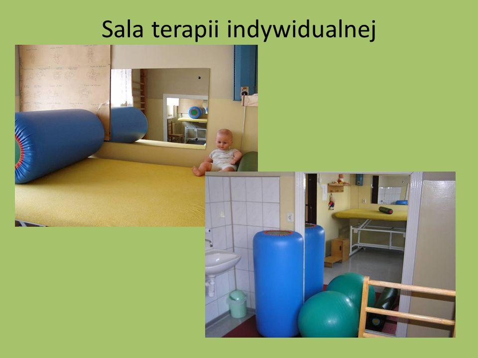 Sala terapii indywidualnej