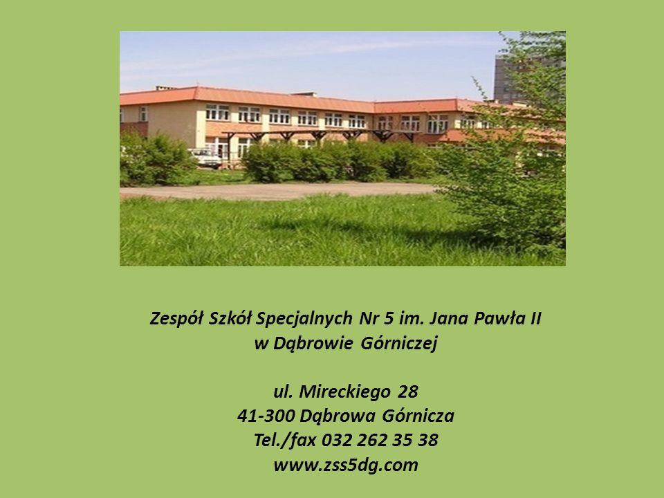 Zespół Szkół Specjalnych Nr 5 im. Jana Pawła II