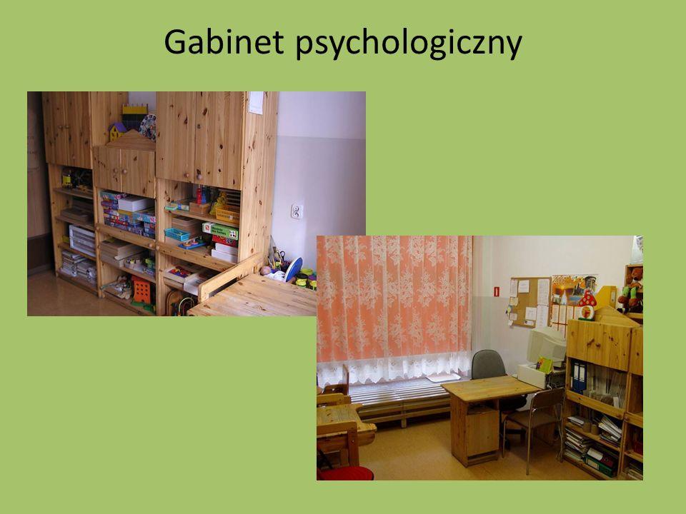 Gabinet psychologiczny