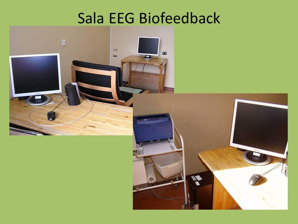 Sala EEG Biofeedback