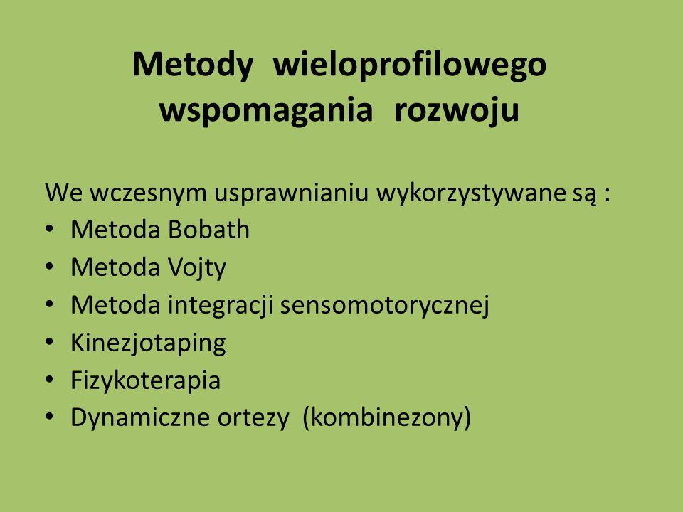 Metody wieloprofilowego wspomagania rozwoju