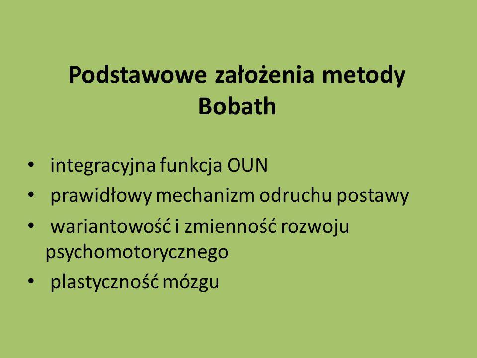 Podstawowe założenia metody Bobath