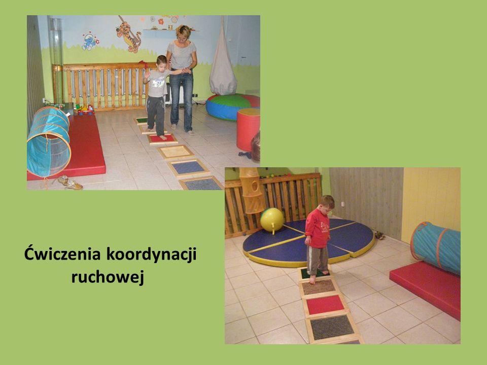 Ćwiczenia koordynacji