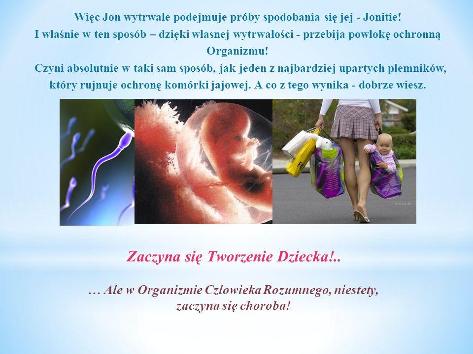 Zaczyna się Tworzenie Dziecka!..