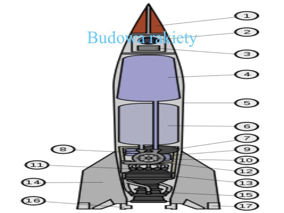 Budowa rakiety