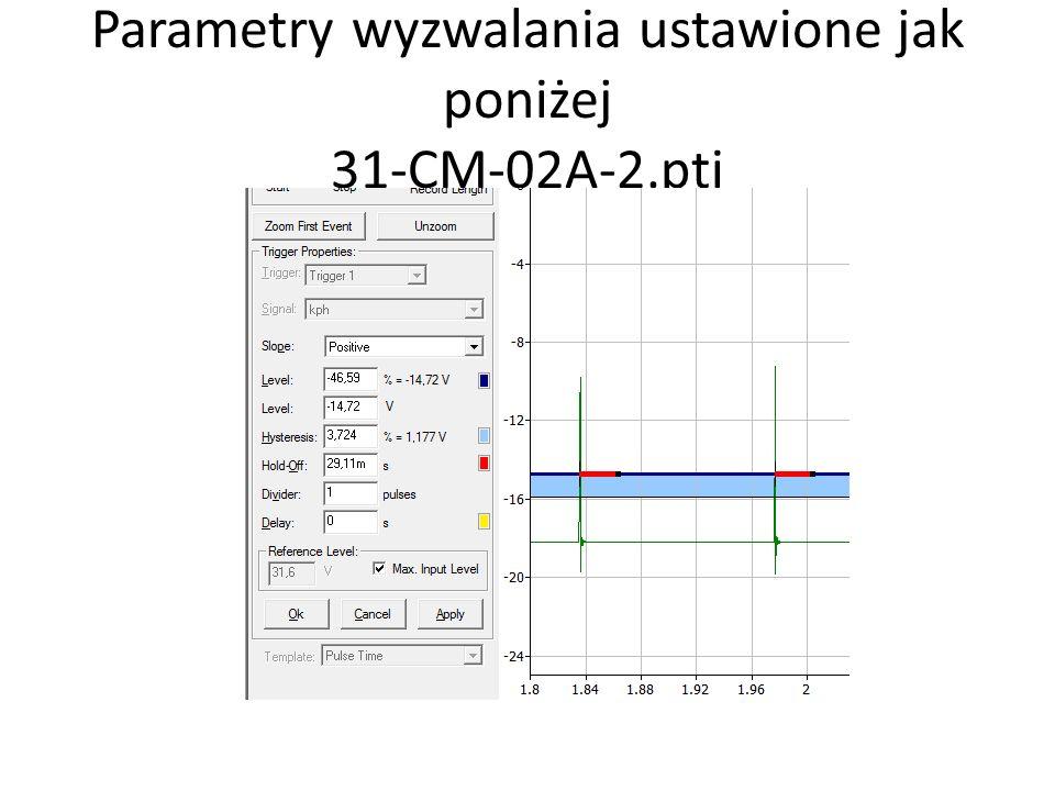 Parametry wyzwalania ustawione jak poniżej 31-CM-02A-2.pti