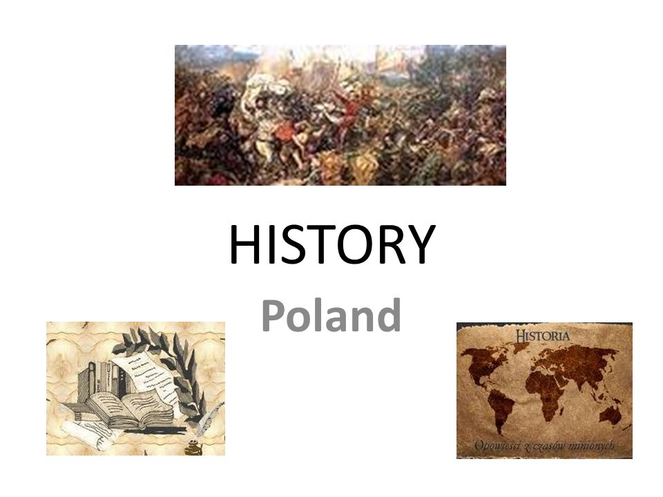 HISTORY Poland