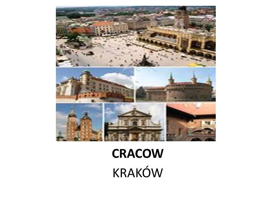 CRACOW KRAKÓW