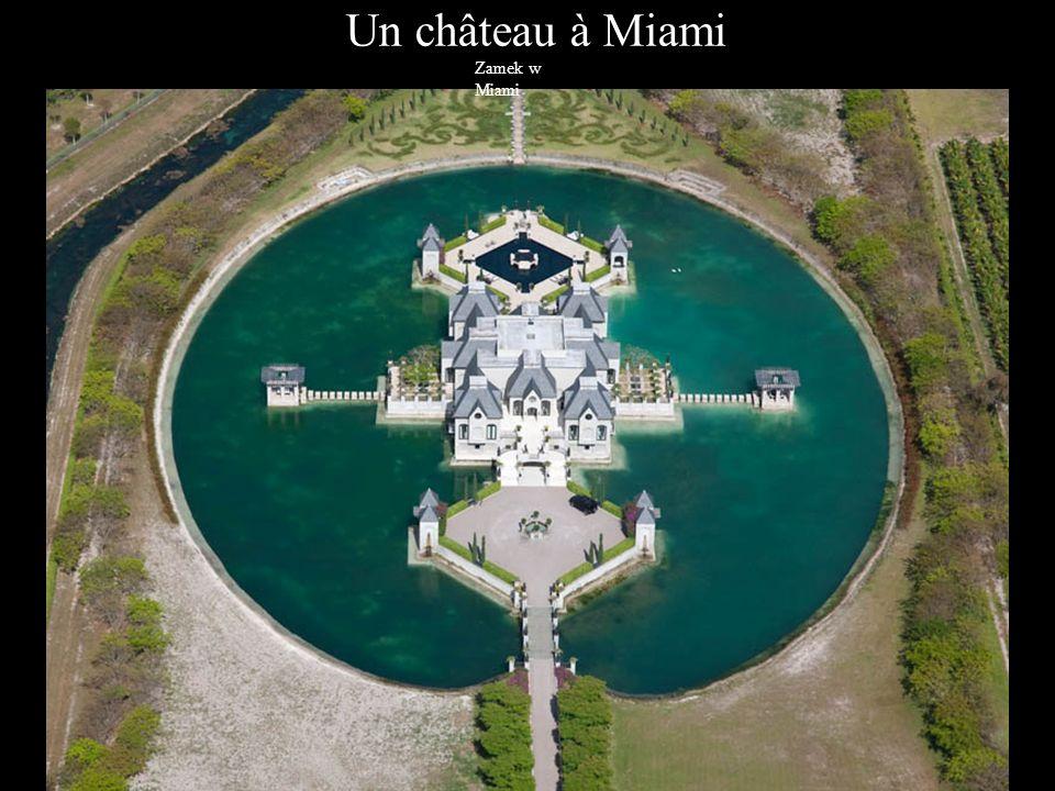 Un château à Miami Zamek w Miami 11
