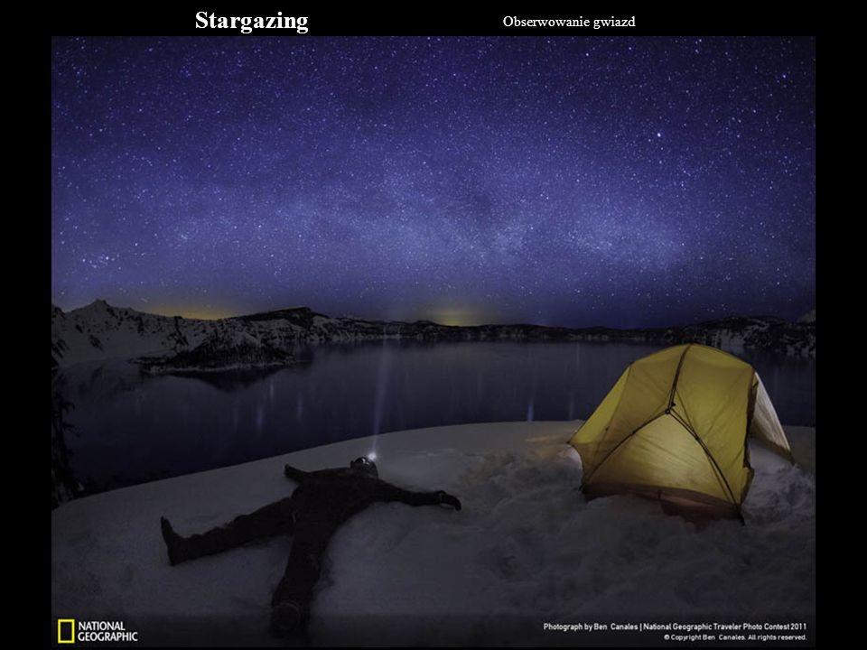Stargazing Obserwowanie gwiazd 25