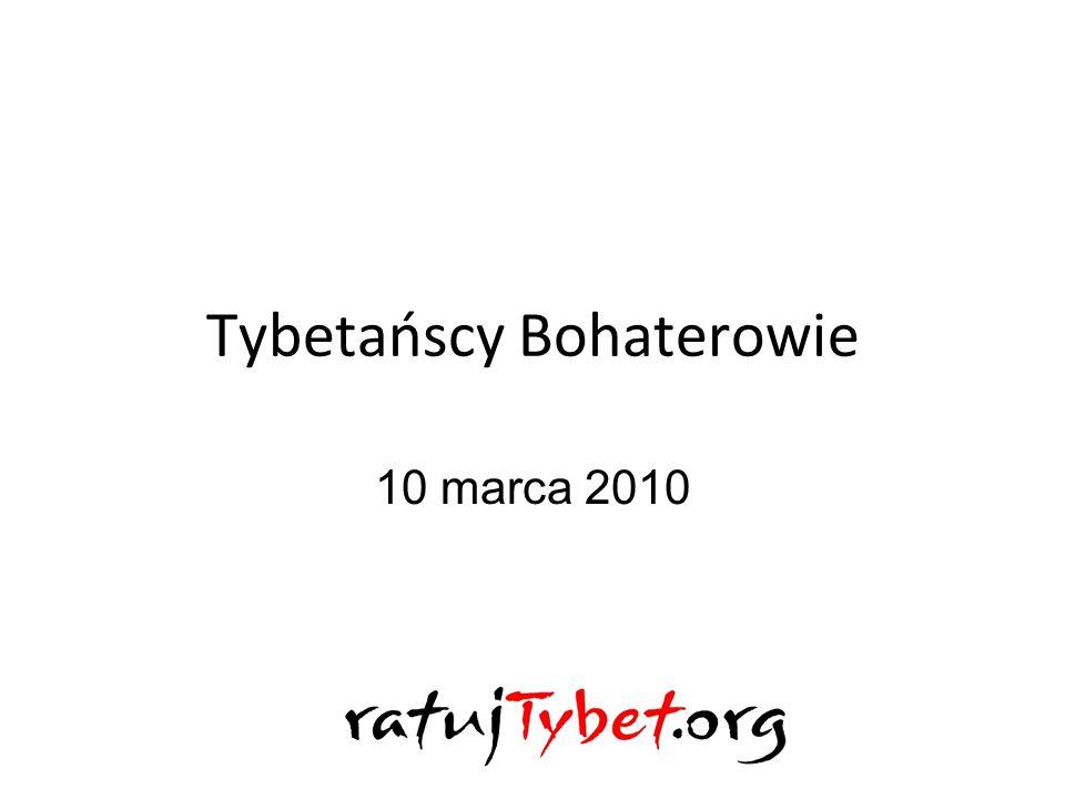 Tybetańscy Bohaterowie