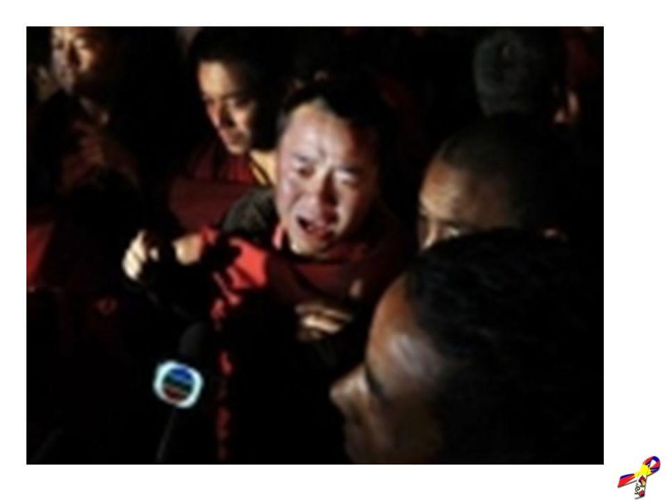 Powstanie 2008 Około 220 zabitych Tybetańczyków