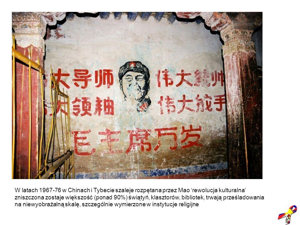 1966-1976 – rewolucja kulturalna