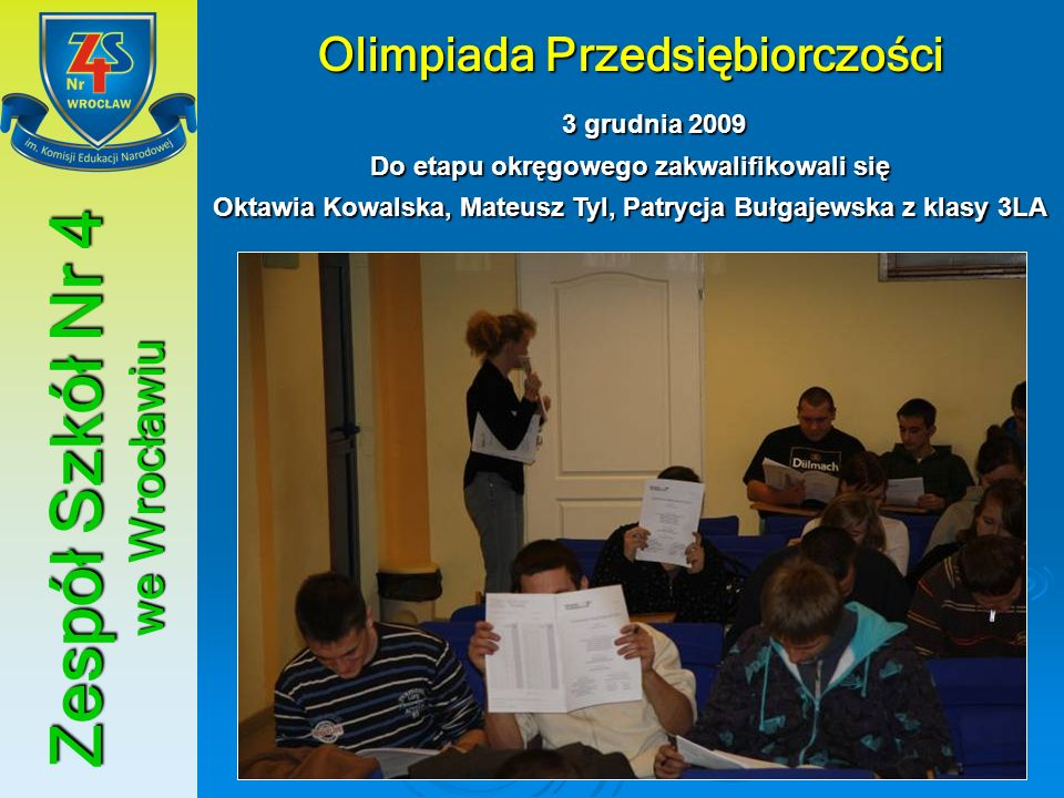 Zespół Szkół Nr 4 we Wrocławiu