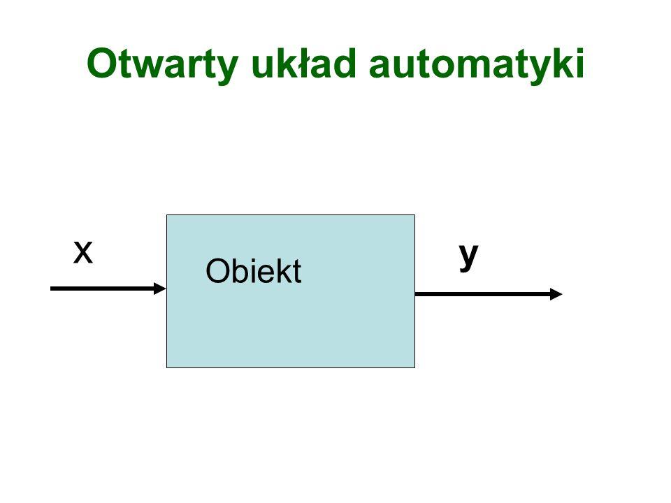 Otwarty układ automatyki