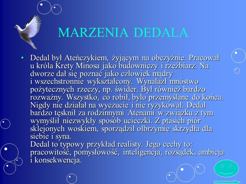 MARZENIA DEDALA