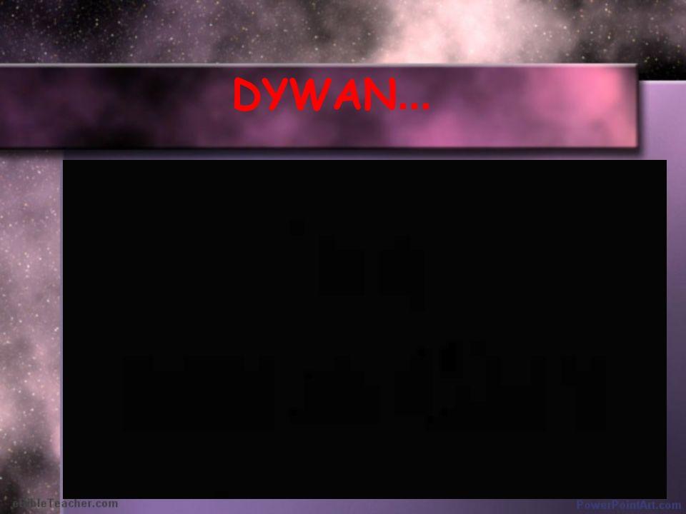 DYWAN...