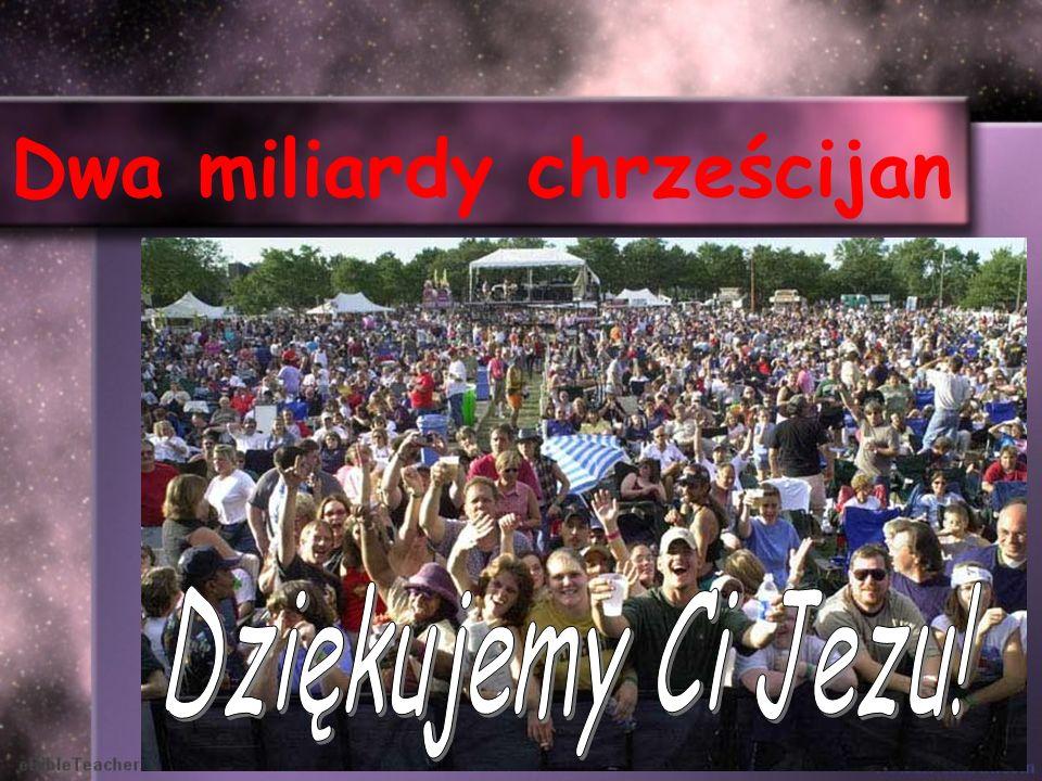 Dwa miliardy chrześcijan