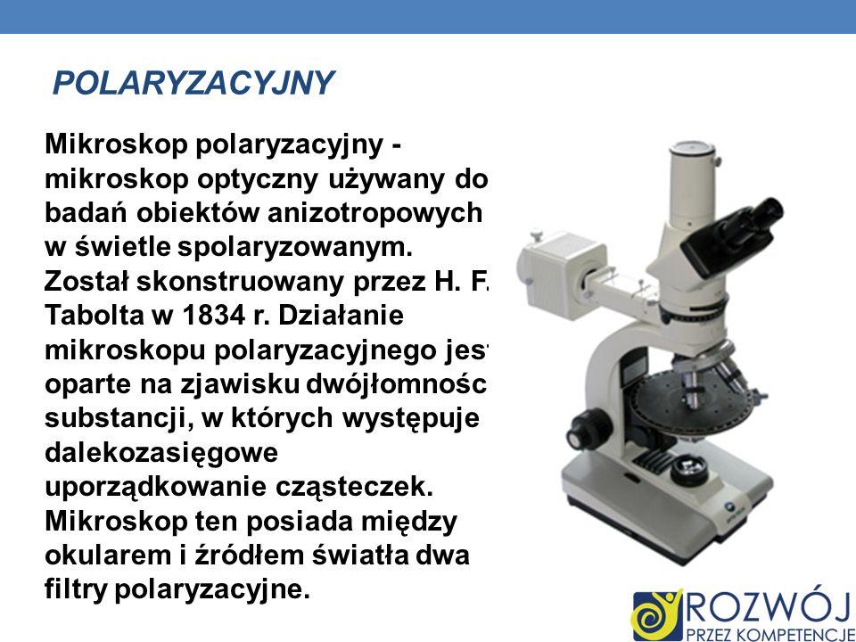 POLARYZACYJNY