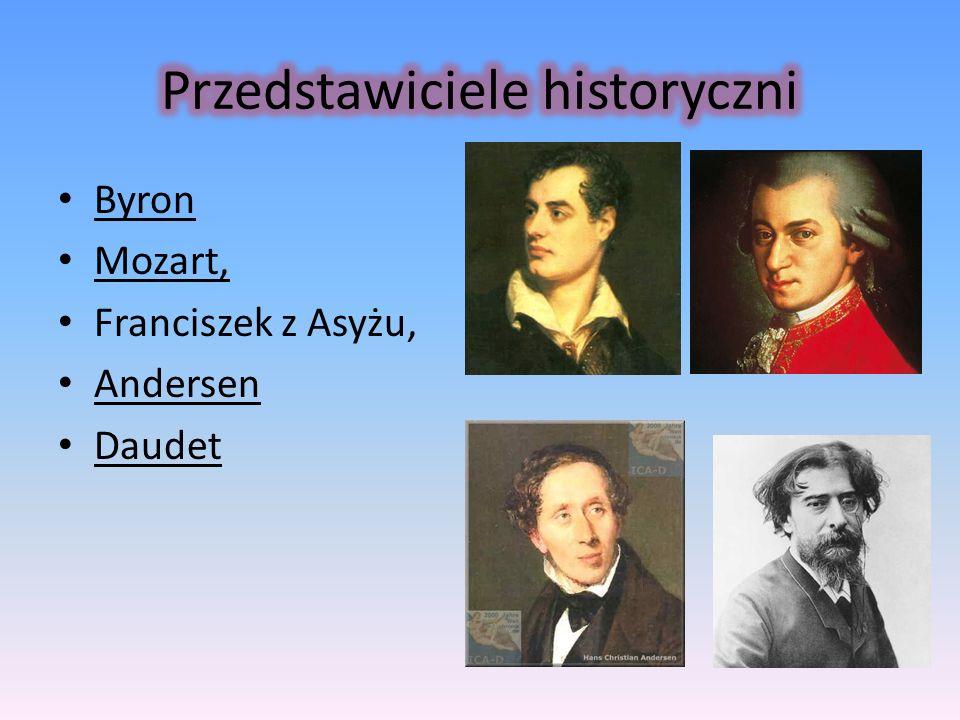 Przedstawiciele historyczni