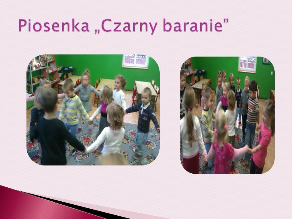 """Piosenka """"Czarny baranie"""