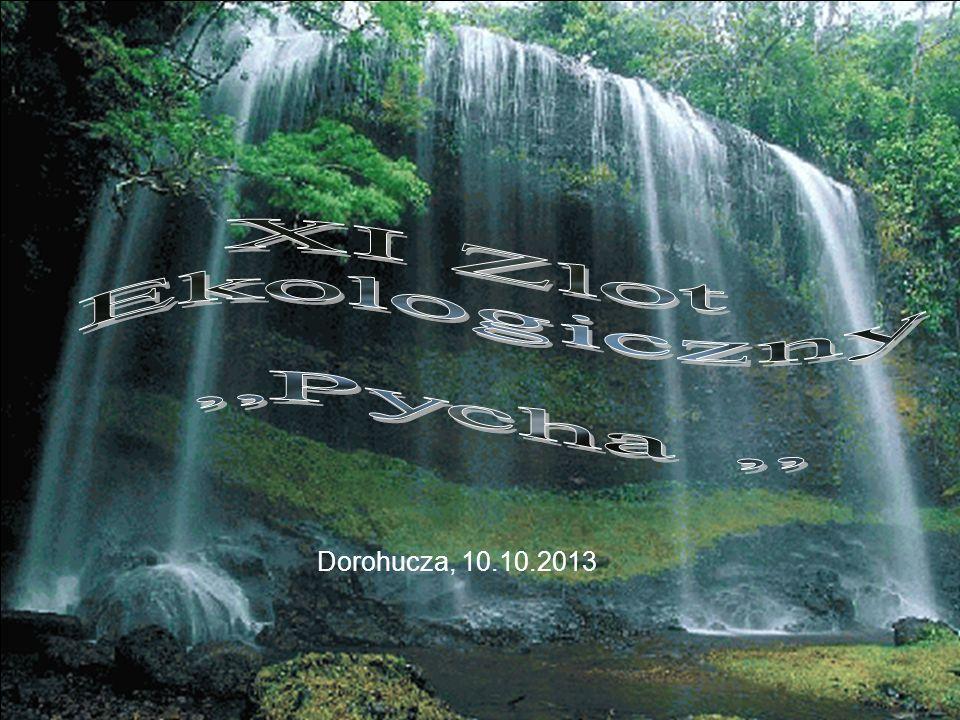"""XI Zlot Ekologiczny """"Pycha """" Dorohucza, 10.10.2013"""