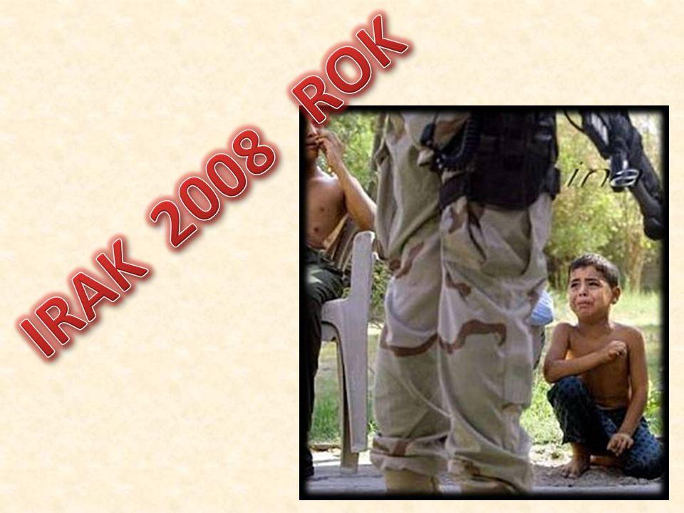 IRAK 2008 ROK