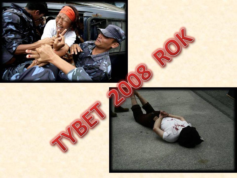 TYBET 2008 ROK