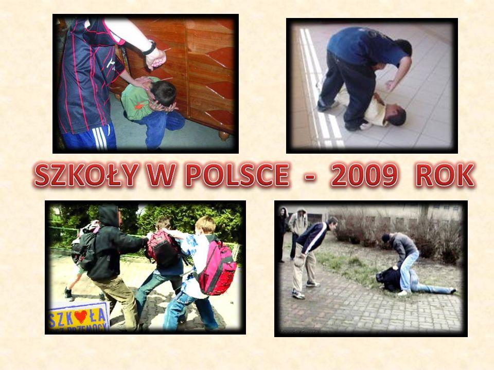 SZKOŁY W POLSCE - 2009 ROK