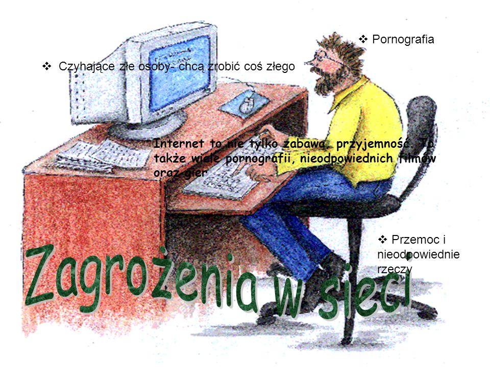 Zagrożenia w sieci Pornografia